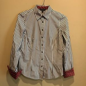 Brooks Brothers 346 Button Down Long Sleeve Sz 6